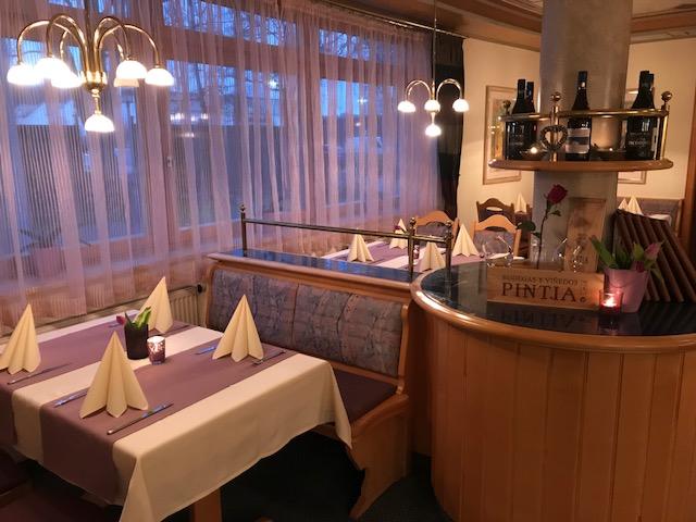 Restaurant - Hotel Kapuzinerhof
